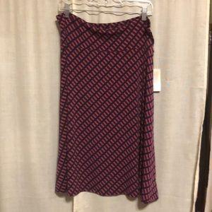 Lularoe 2xl skater style skirt